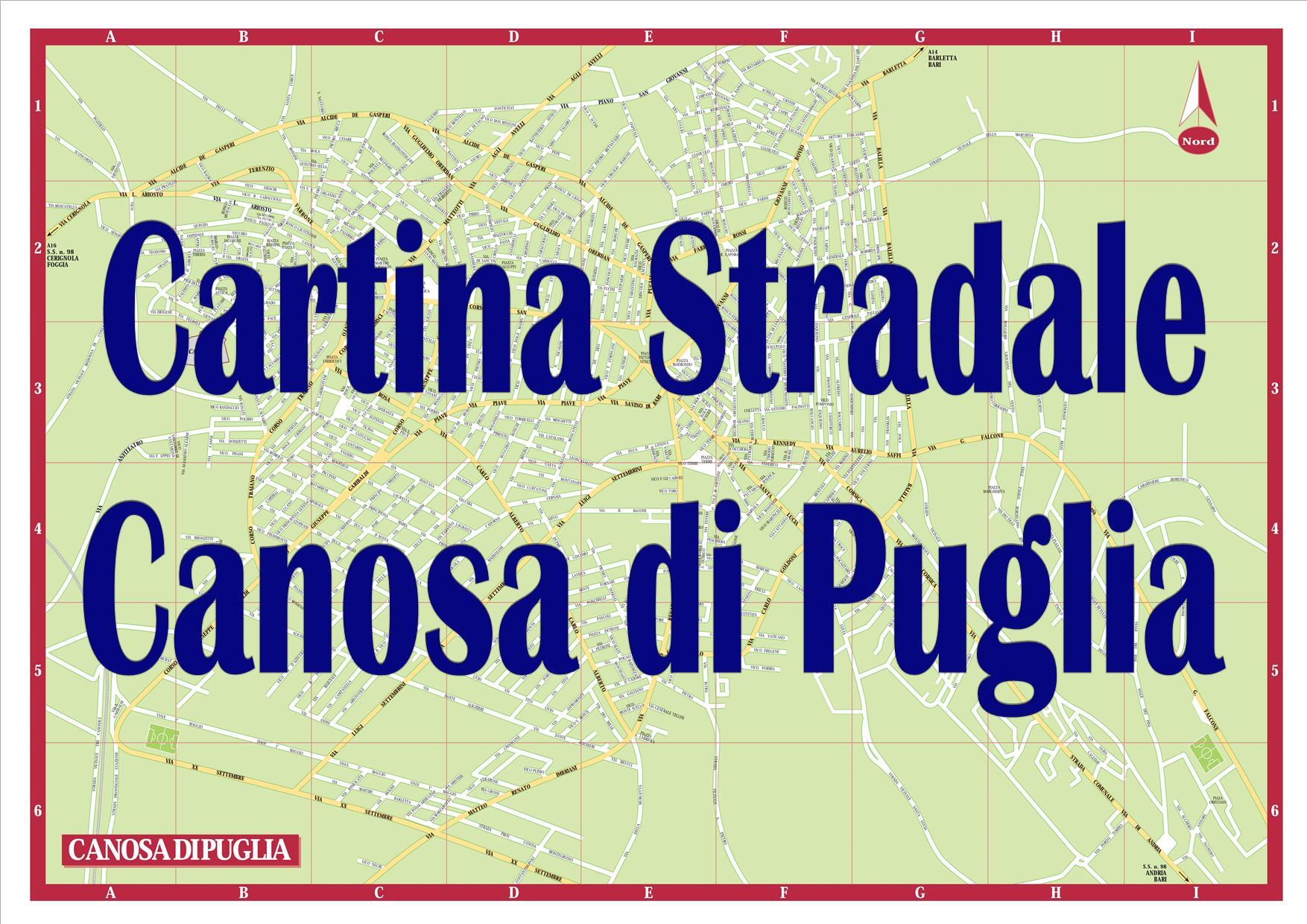 cartina_stradale_canosa_di_puglia.2