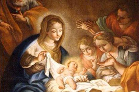 Auguri Di Buon Natale Al Vescovo.E Torna Natale Messaggio Di Auguri Del Vescovo Di Andria