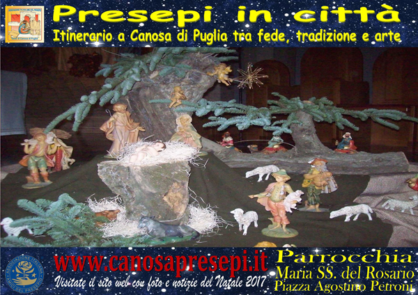 Presepi in Città Natale 2017.foto presepi.17