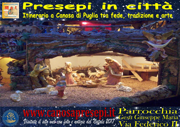 Presepi in Città Natale 2017.foto presepi.3