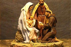 San Francesco Primo Presepio